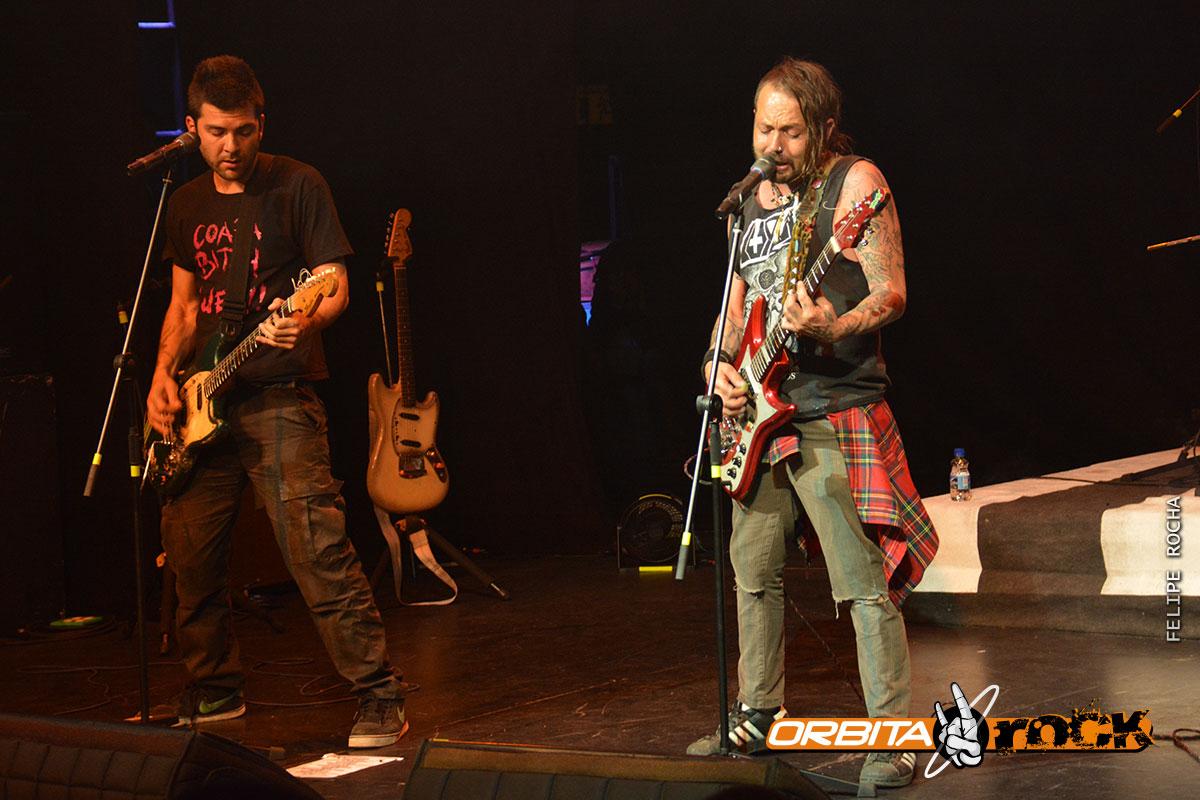 Triple X en el Festival Centro 2016