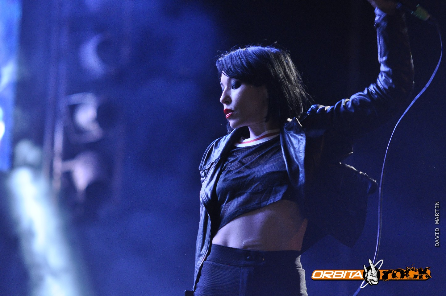 Atari Teenage Riot en Rock al Parque 2015