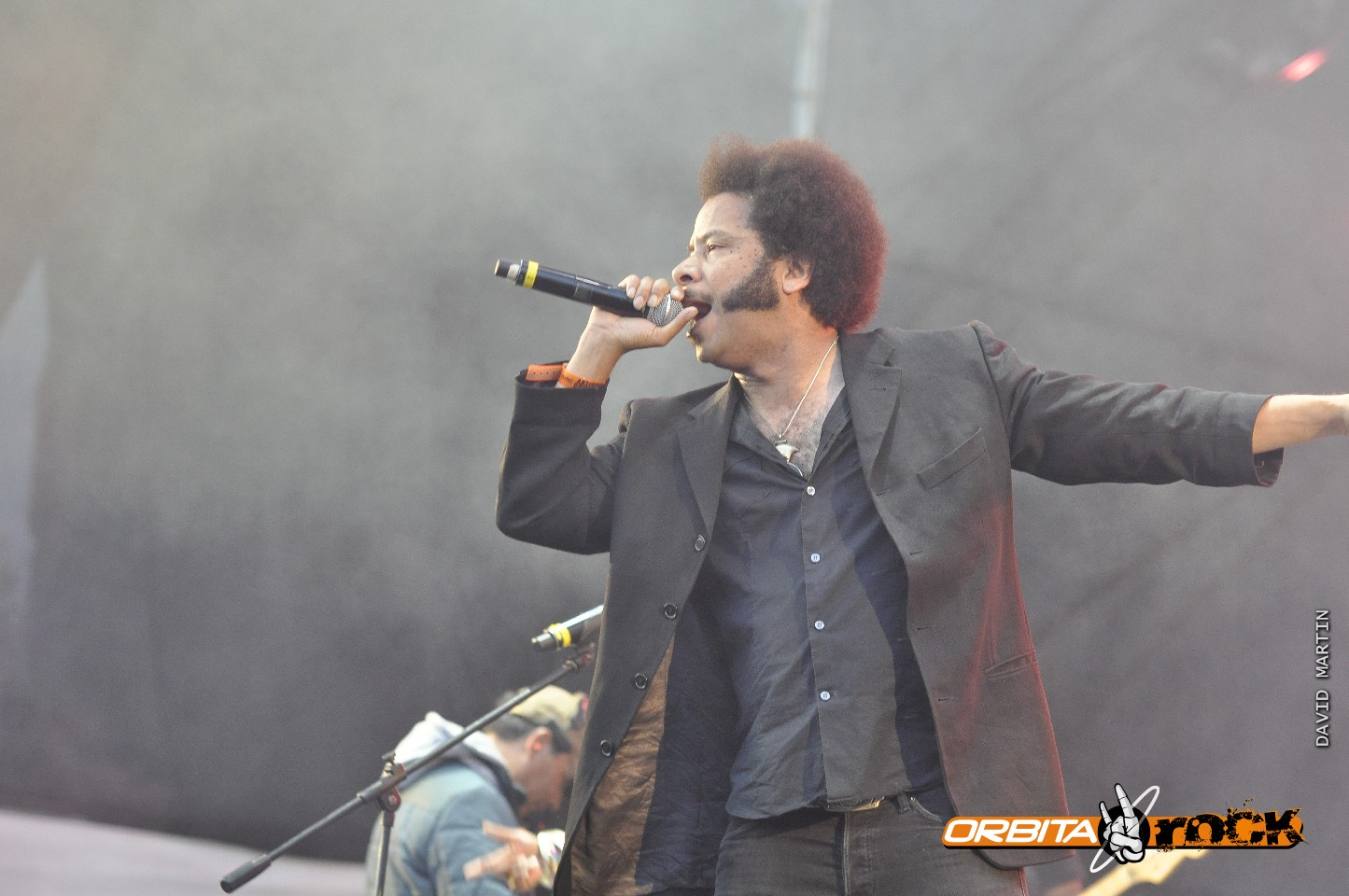 The Coup en Rock al Parque 2015