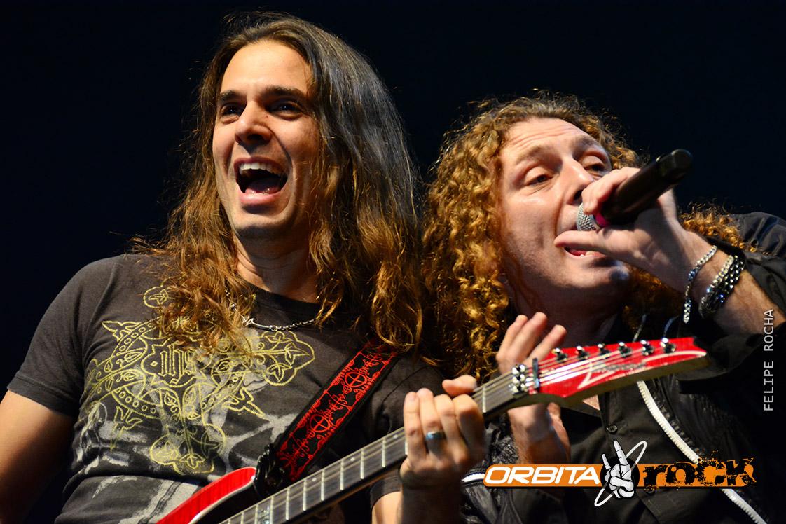 Angra - Metal Millenium 2014