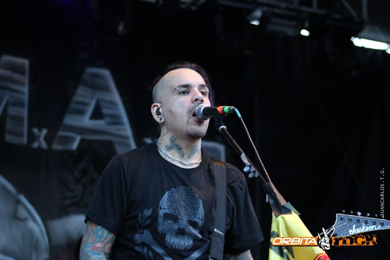 A.N.I.M.A.L en Rock al Parque 2015