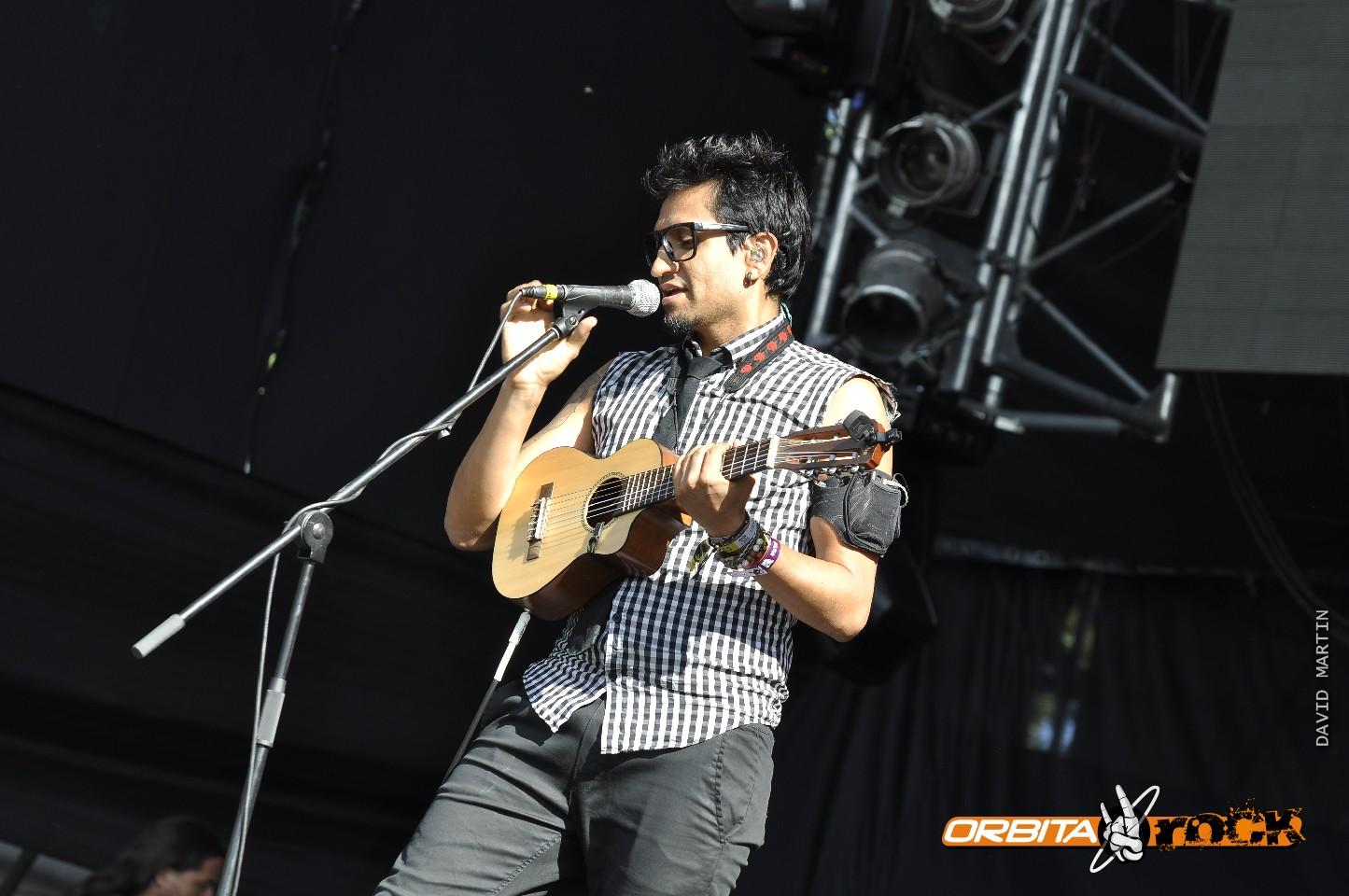 Che Sudaka en Rock al Parque 2015