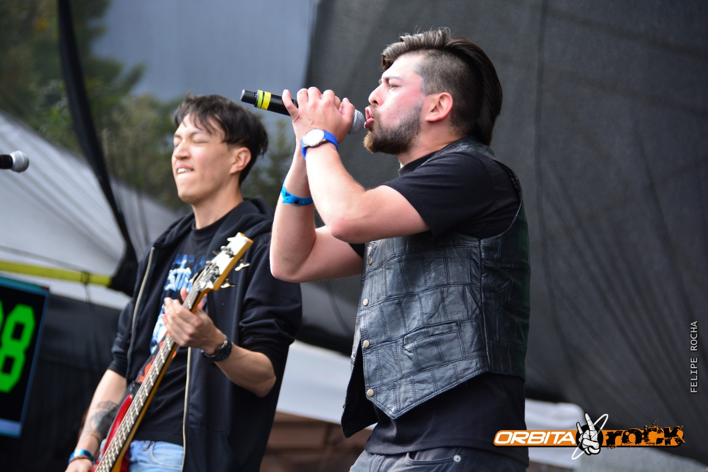 Animal Mind en Rock al Parque 2015