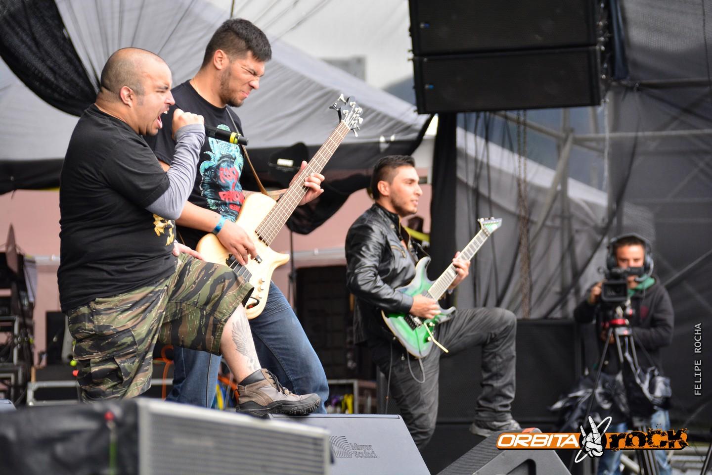 Random Revenge en Rock al Parque 2015
