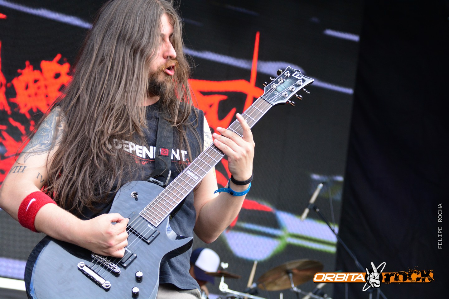 Tears of Misery en Rock al Parque 2015