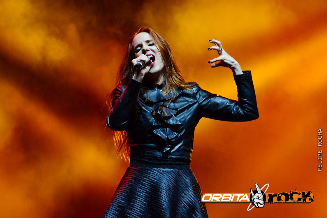 Epica en Metal Millenium 2014