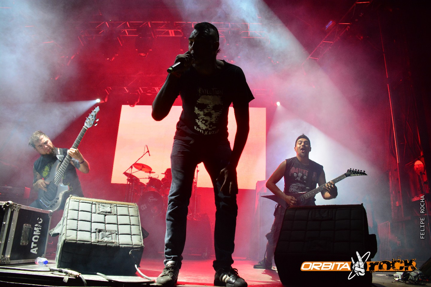 High Rate Extinction en Rock al Parque 2015