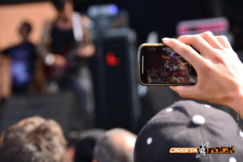 Implosion Brain en Rock al Parque 2015