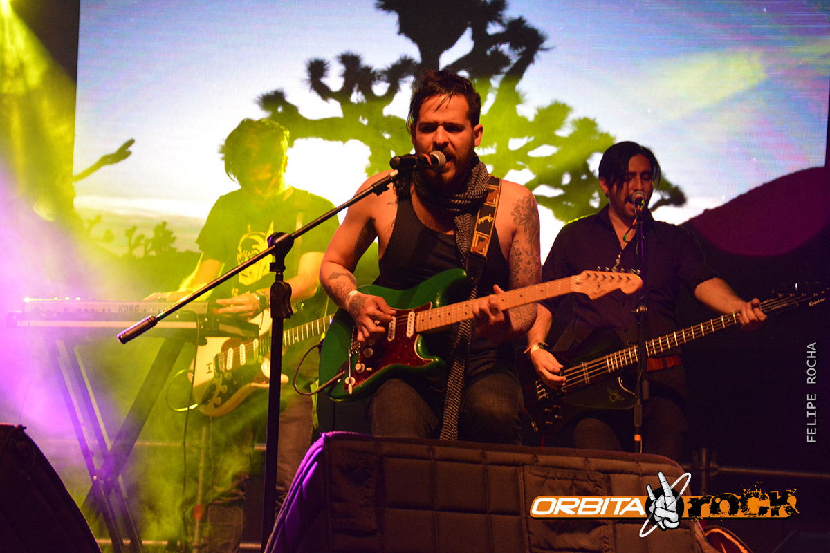 Revolver Plateado en Car Audio Rock Festival