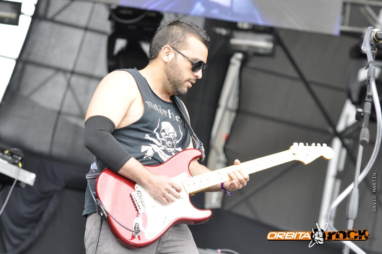 Rynno en Rock al Parque 2015