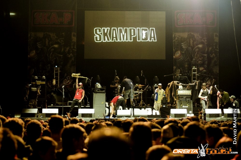 Skampida de Bogotá
