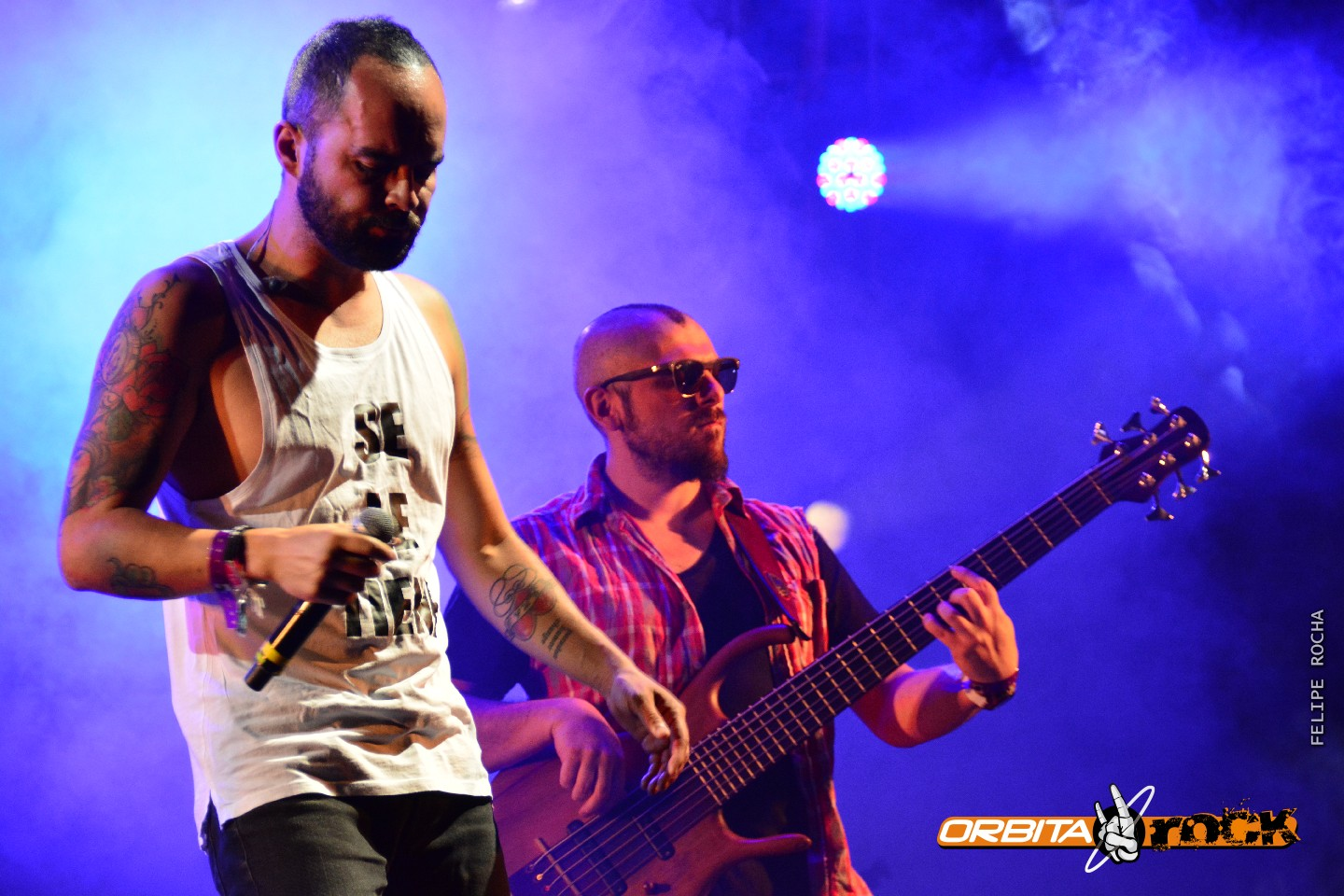 The Hall Effect en Rock al Parque 2015