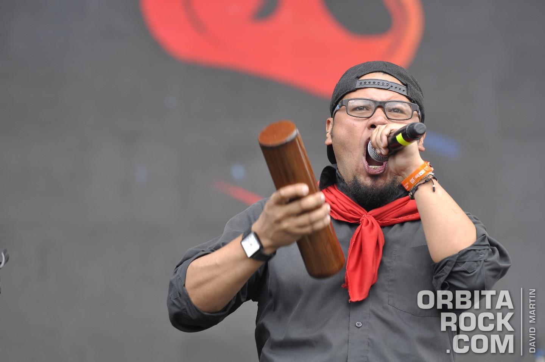 Head Tambó en Rock al Parque 2017