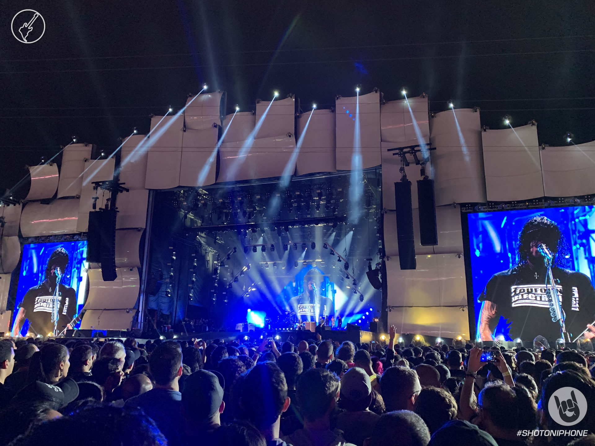 Palco Mundo Rock in Rio 2019