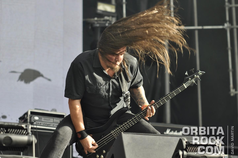 Heaven Shall Burn en Rock al Parque 2017