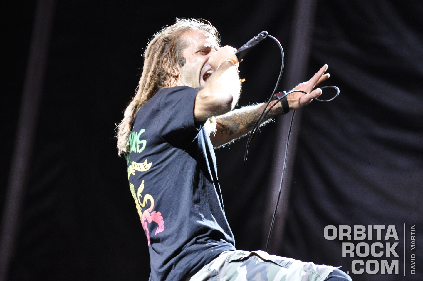 Lamb of God en Rock al Parque 2017