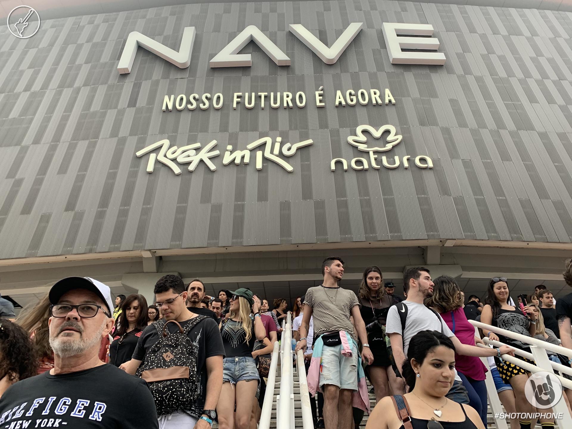 Experiencia NAVE Rock in Rio 2019