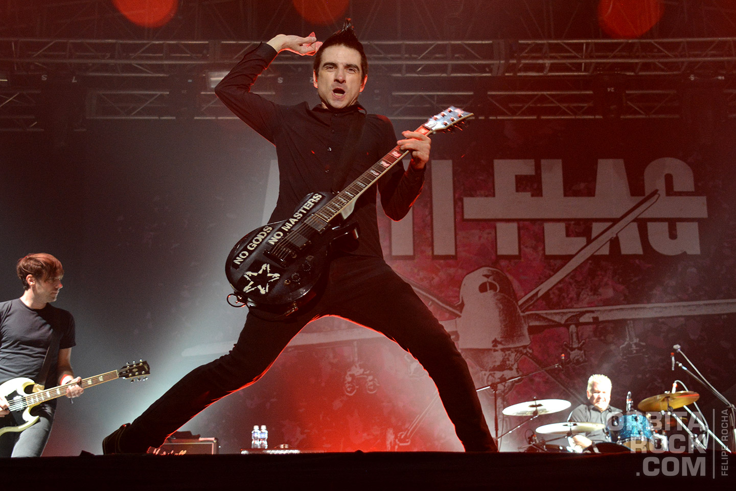 Anti-Flag en Rock & Shout 2016