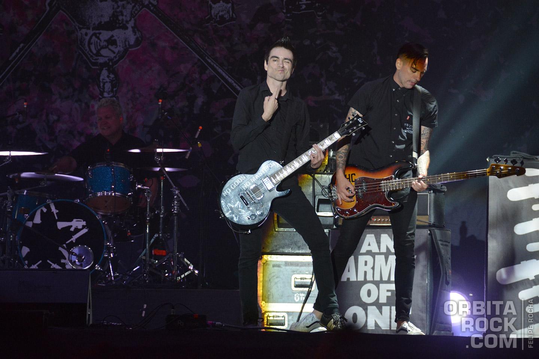 Anti-Flag en Rock & Shout 2016