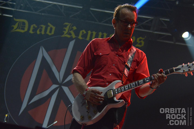 Dead Kennedys en Rock & Shout 2016