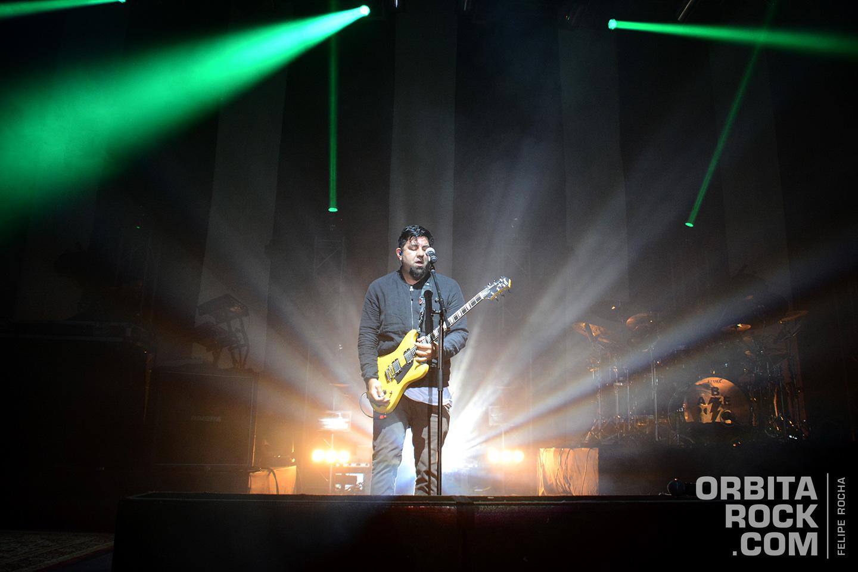 Deftones regresó a Bogotá