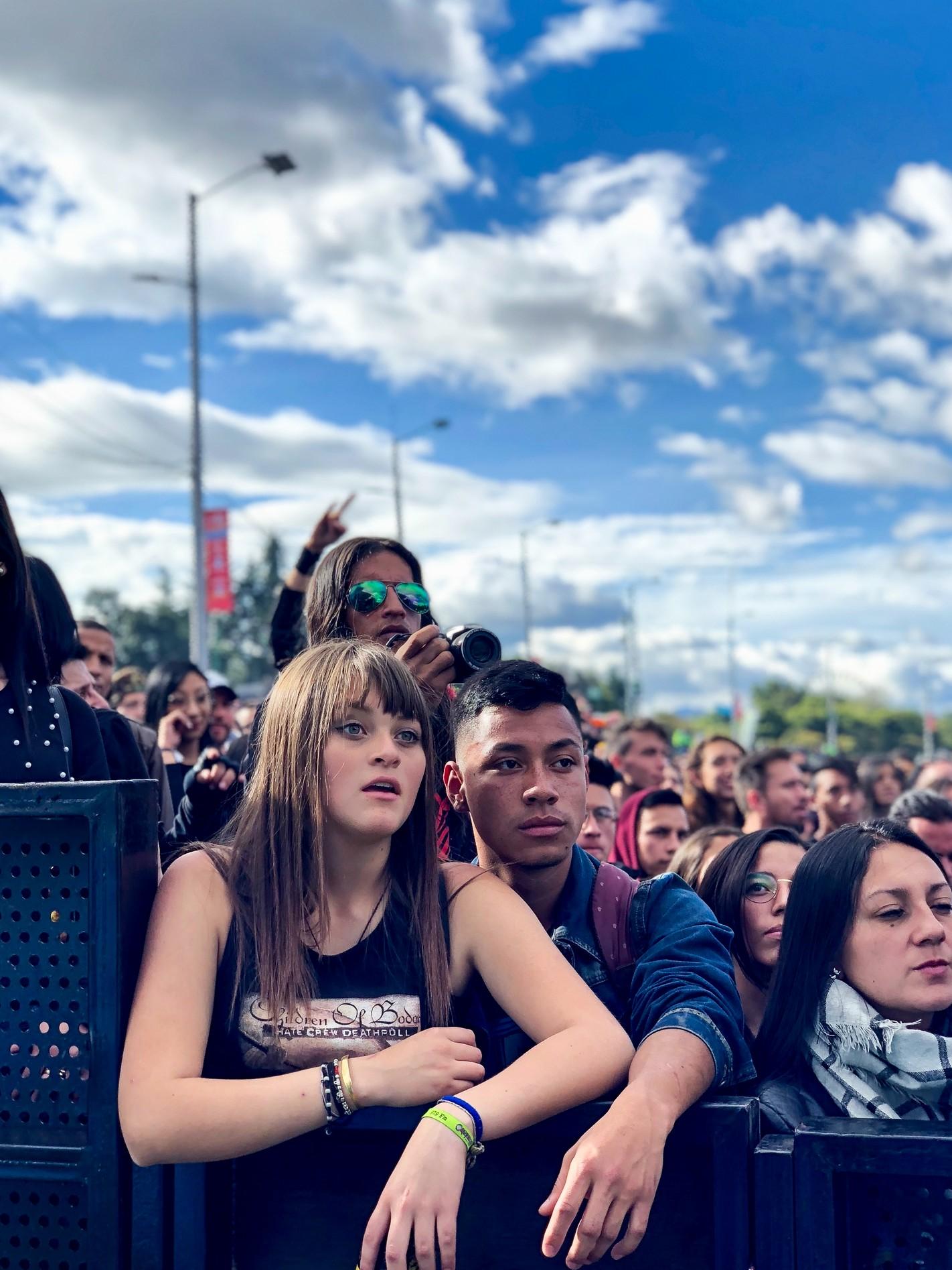Rock al Parque 2018
