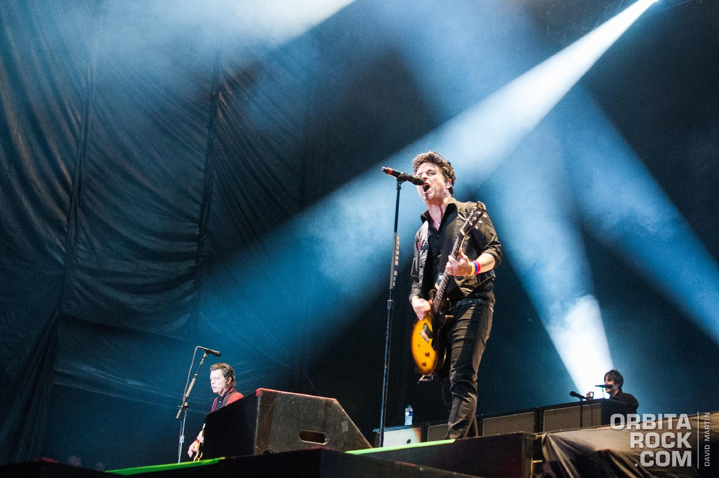 Green Day en Bogotá