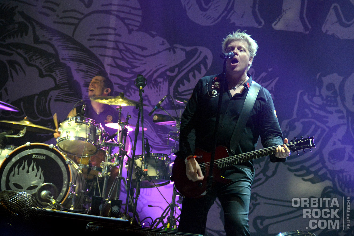 The Offspring en Rock & Shout Festival