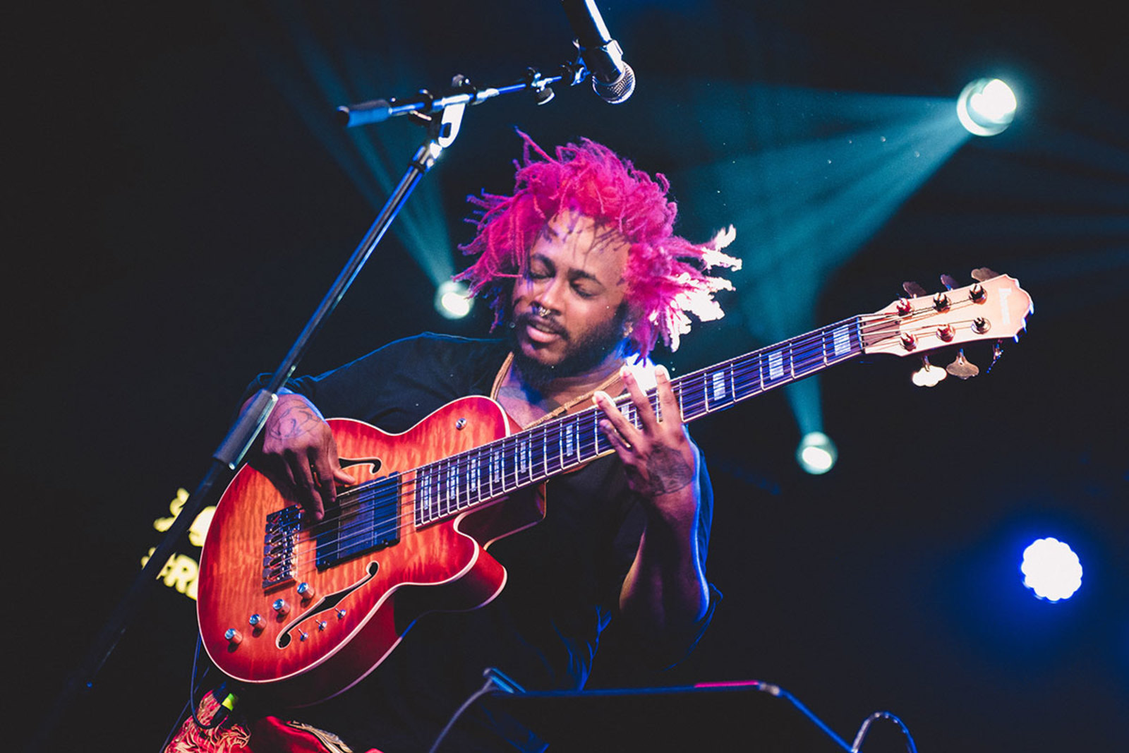 Thundercat - Ph: Fernando Schlaepfer