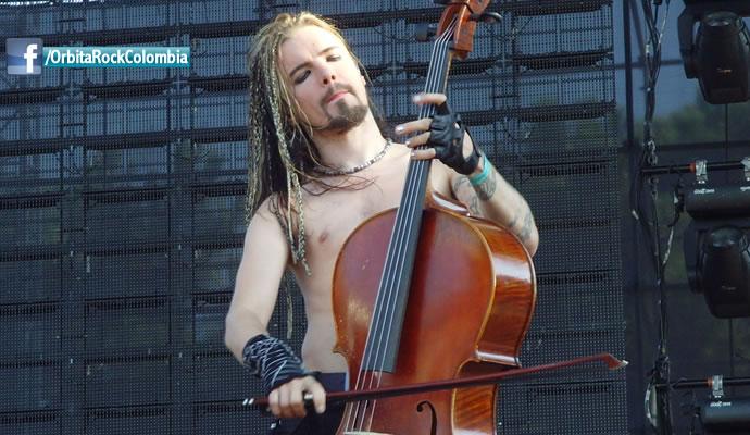En 1978 nació Perttu Kivilaakso, violinchelista de Apocalyptica.