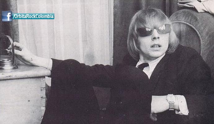 En 1976 murió Keith Relf de The YardBirds