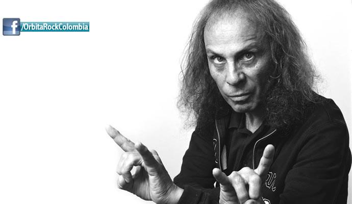 En 2010 murió Ronnie James Dio a los 67 años.