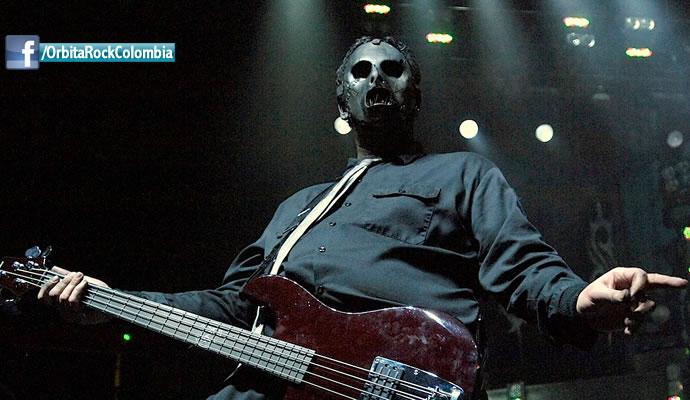 En 2010 murió Paul Gray, bajista y cofundador de Slipknot.