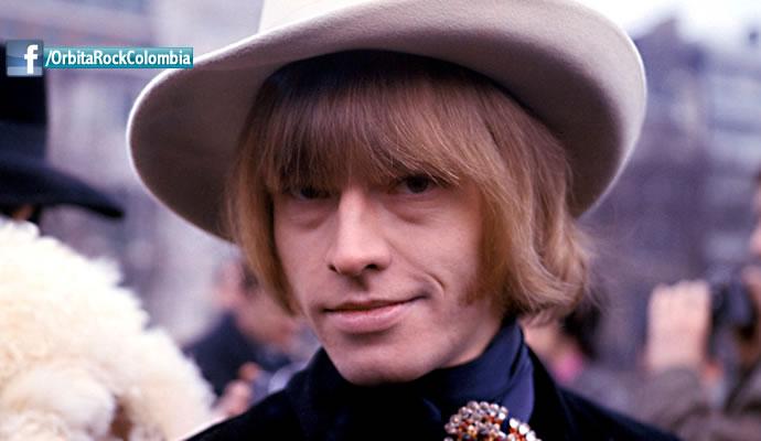 El 3 de julio de 1969 murió Brian Jones de The Rolling Stones