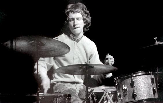 El 9 de julio de 1947 nació Mitch Mitchell