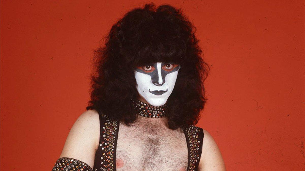 El 12 de julio de 1950 nació Eric Carr de Kiss