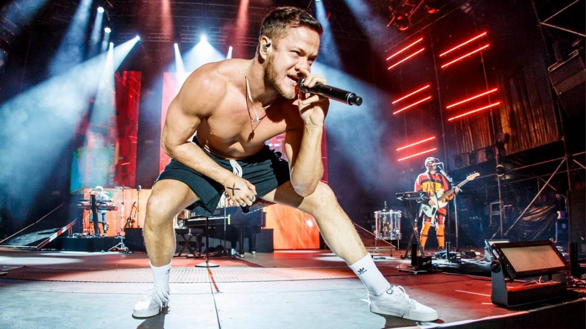 El 13 de julio de 1987 nació Dan Reynolds de Imagine Dragons