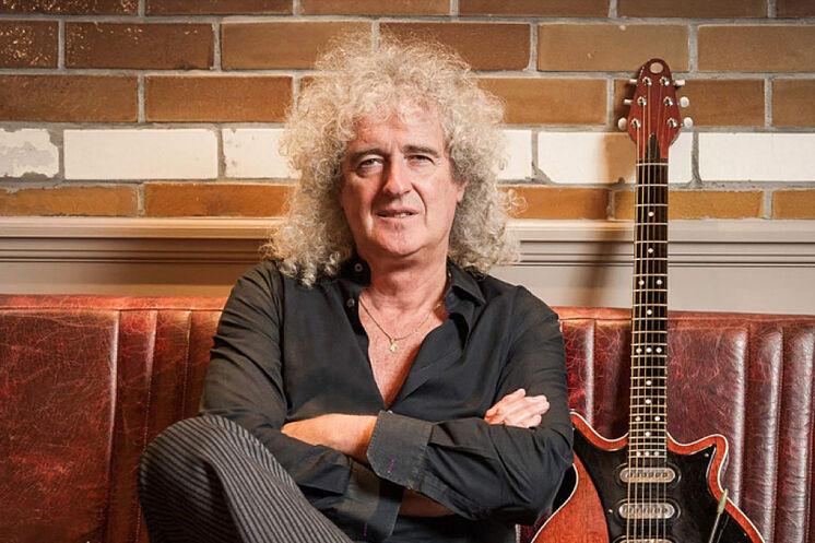 El 19 de julio de 1947 nació Bryan May guitarrista de Queen.