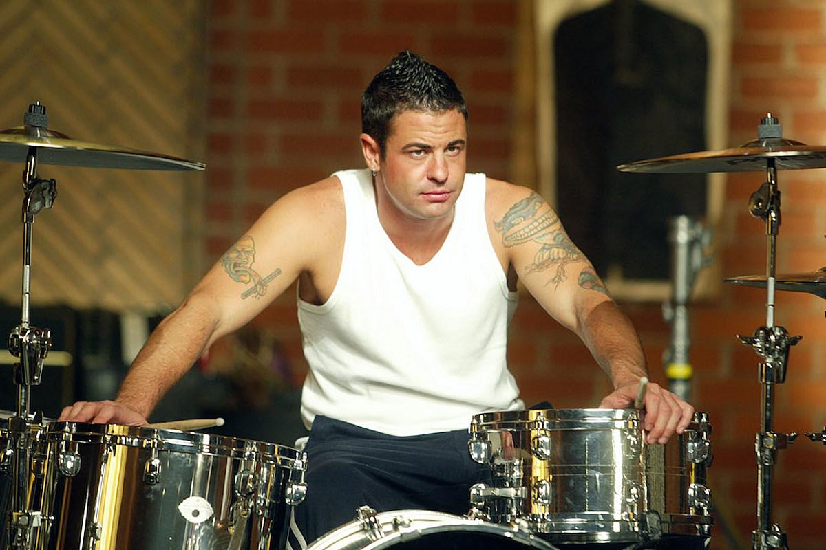 David Silveria, primer baterista de Korn