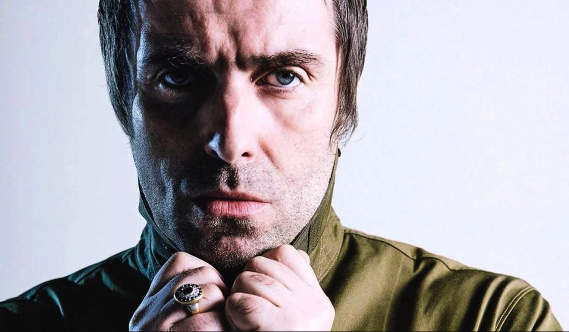 Liam Gallagher, líder de Oasis