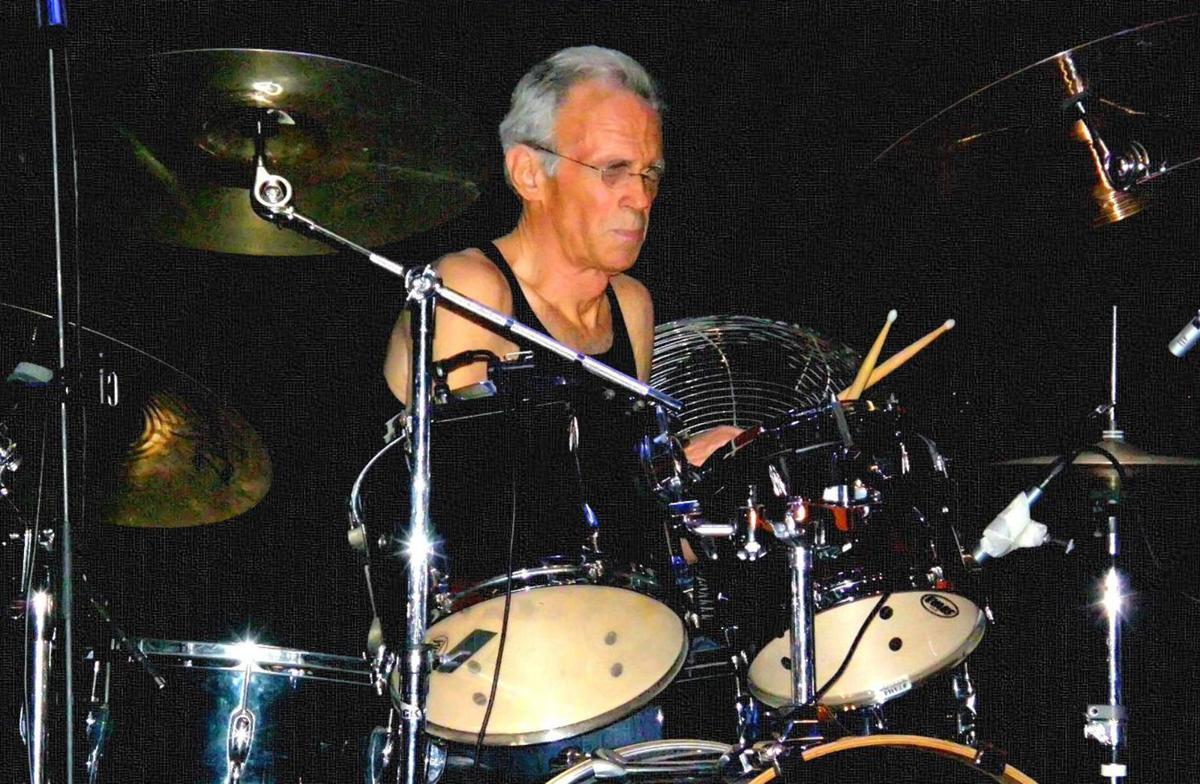 Ron Bbushy, ex baterista de Iron Butterfly