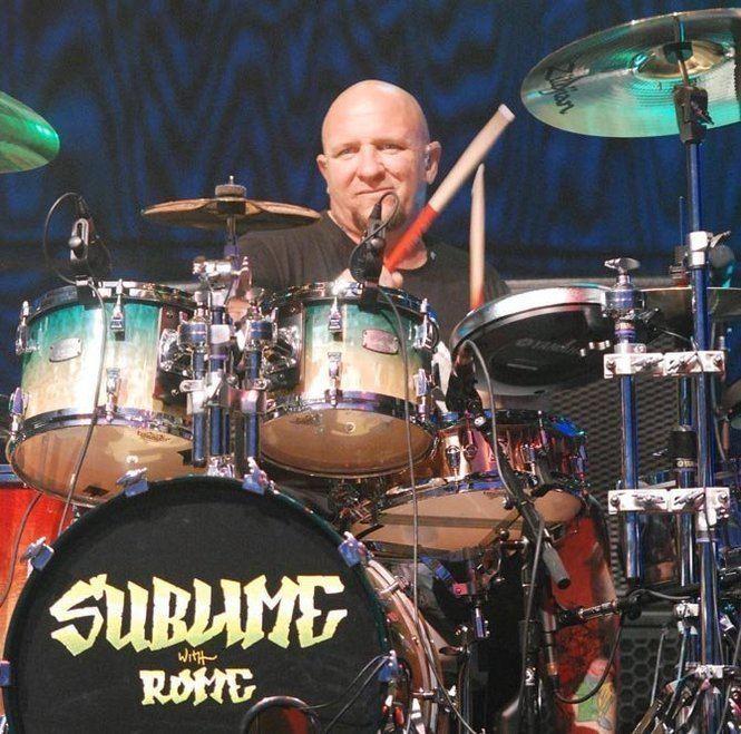 Bud Gaugh, baterista de Sublime