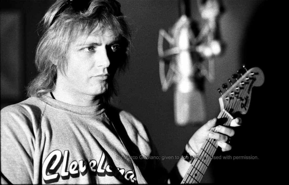 Benjamin Orr bajista y vocalista de The Cars