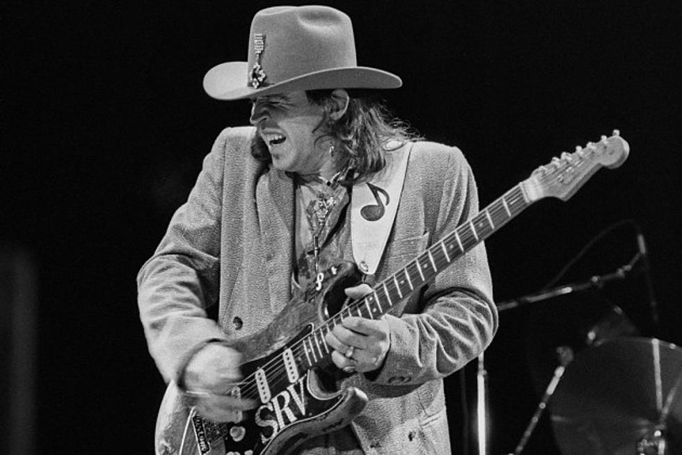 Stevie Ray Vaughan guitarrista estadounidense