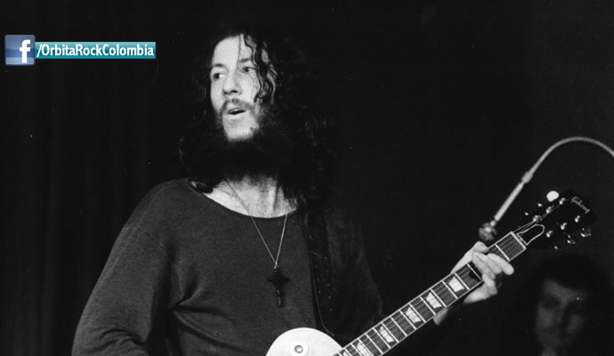 En 1946 nació Peter Green de Fleetwood Mac