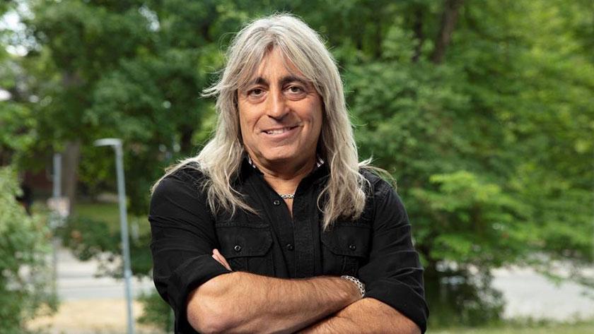 En 1963 nació Mikkey Dee, actual baterista de Scorpions, anteriormente de Motorhead