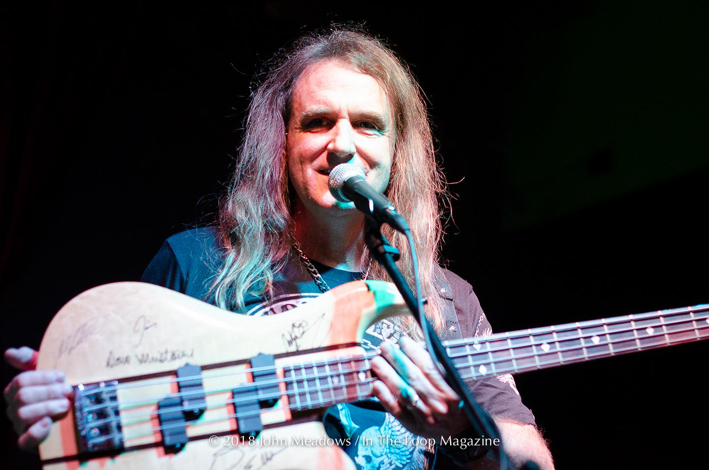 En 1964 nació David Ellefson de Megadeth