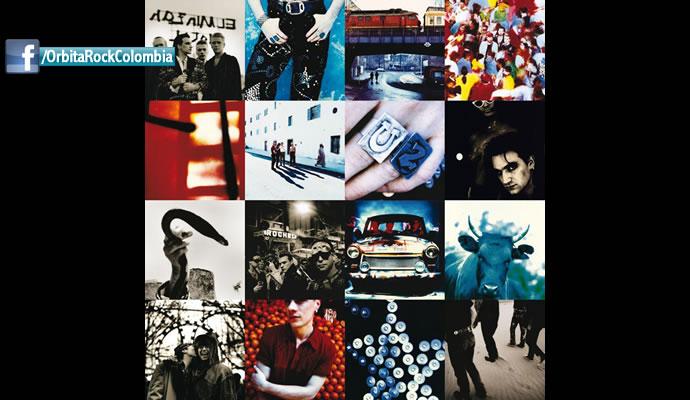 En 1991 U2 presentó su álbum Achtung Baby