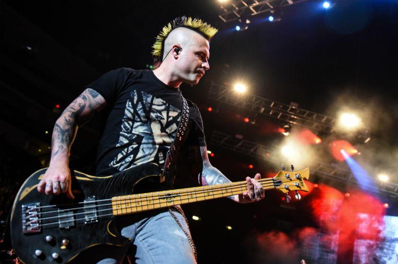 En 1984 nació Johnny Christ, bajista de Avenged Sevenfold