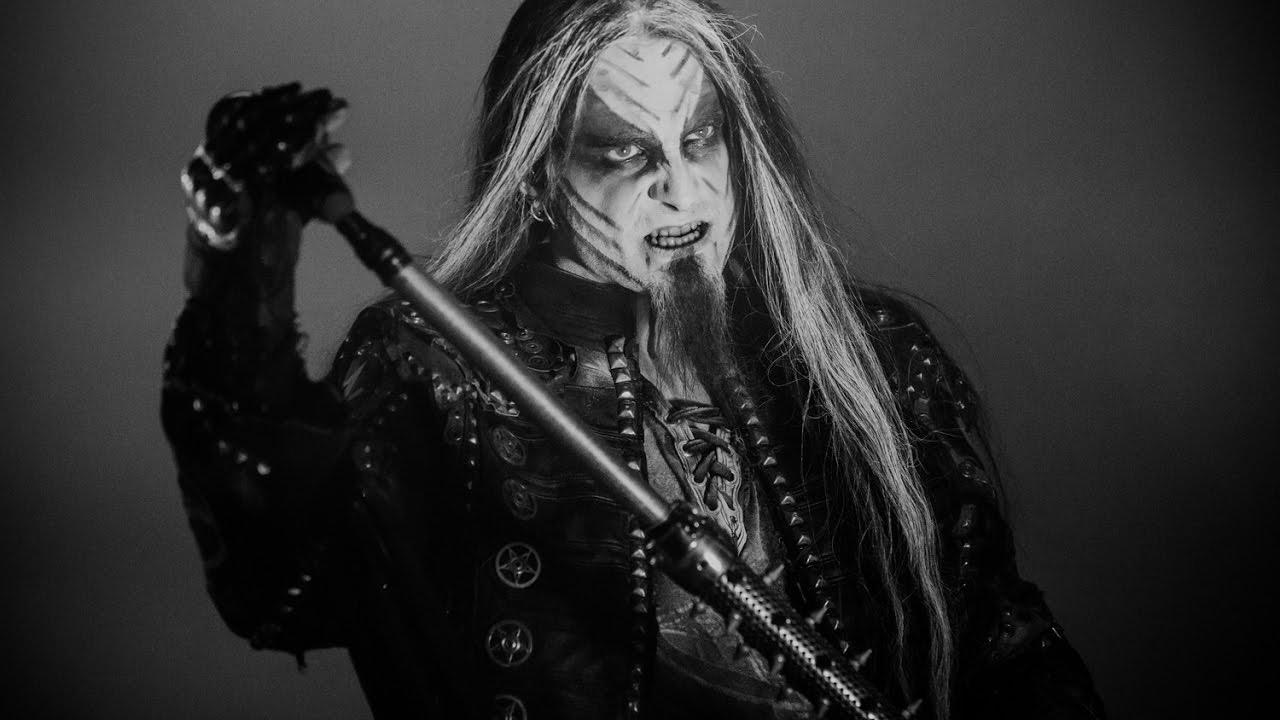 En 1976 nació Shagrath, vocalista de Dimmu Borgir